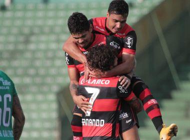 Vitória vence o Guarani, deixa o Z-4 e dá importante passo para permanecer na Série B