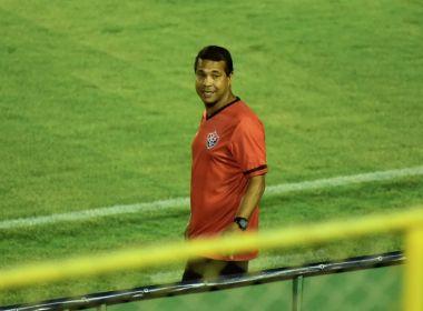 Rodrigo Chagas projeta jogo decisivo para manter Vitória na Série B: 'Vamos dar a vida'