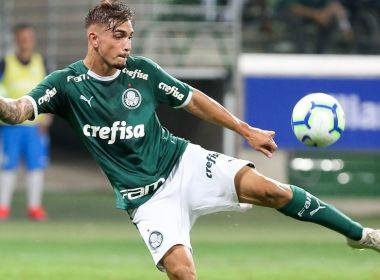 Vitória acerta com o atacante Anibal Vega, do Palmeiras