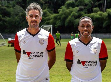 Paulo Isidoro deixa o Bahia e assume o comando do sub-20 do Vitória