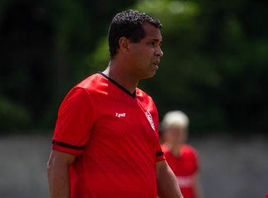Vitória finaliza preparação para enfrentar o Atlético de Alagoinhas; veja relacionados