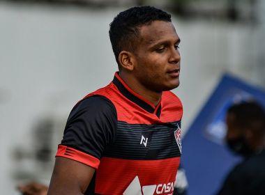 Gabriel Bispo se coloca à disposição de Rodrigo Chagas para enfrentar o Doce Mel