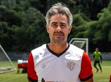 Preparador físico Ângelo Alves deixa o Vitória e é contratado pelo Palmeiras