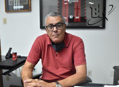 Acusado de gestão temerária, Paulo Carneiro é afastado da presidência do Vitória