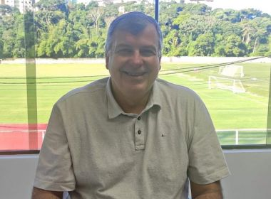 Presidente interino do Vitória, Luiz Henrique votou contra retorno do público aos estádios