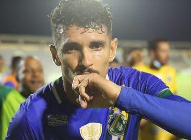 Novo contratado do Vitória, Manoel é registrado no BID