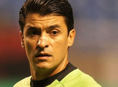 Coritiba x Vitória: árbitro FIFA escalado para confronto