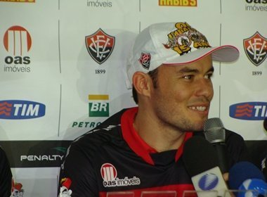 Renato Cajá elogia postura do Vitória em triunfo sobre o Salgueiro