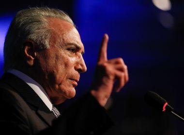 Governo federal estuda reajuste para o programa Bolsa Família, diz Temer