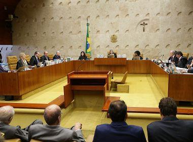 Movimento contra corrupção protocola pedido de impeachment de ministros do STF
