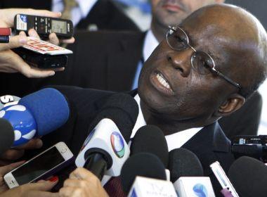 Não convenci a mim mesmo que devo ser candidato, diz Joaquim Barbosa