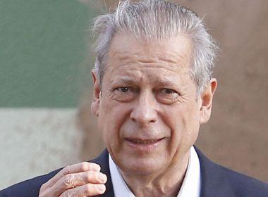O DESTINO DO ENTÃO 'TODO PODEROSO' MINISTRO JOSÉ DIRCEU