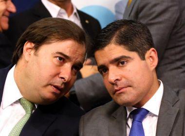Na véspera da eleição, DEM abandona Maia e decide ficar isento na disputa da Câmara