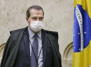 Toffoli aponta financiamento internacional a ataques antidemocráticos no Brasil