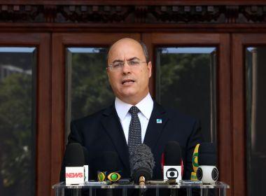 Operação mira juízes do TRT do Rio e advogados ligados a Witzel