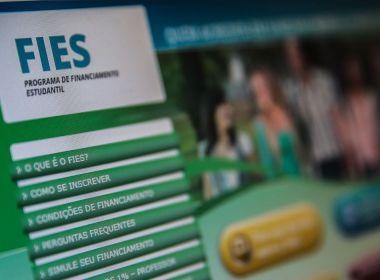 Senado aprova suspensão de pagamento de parcelas do Fies até dezembro de 2021