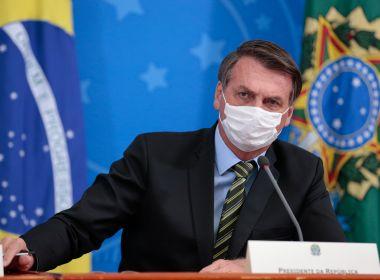 Bolsonaro diz que palavra final sobre máscaras cabe a Queiroga, governadores e prefeitos