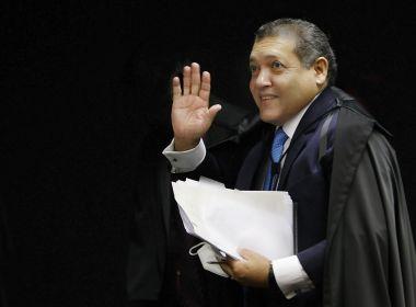 Em 8 meses, Kassio já se posicionou ao menos 20 vezes em favor de Bolsonaro no STF