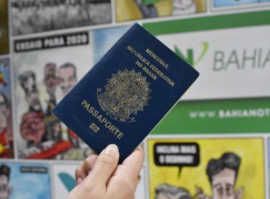 Taxa de passaporte é alvo de ação do Ministério Público Federal