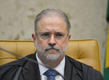 Aras evita defender urna eletrônica no STF e diz que abriu apuração sobre ataques de Bolsonaro