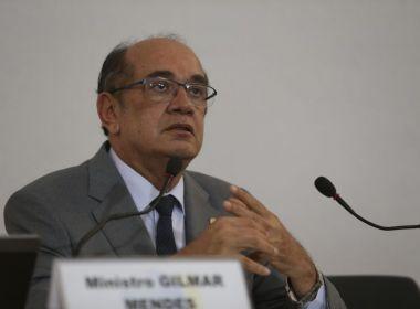 Gilmar diz que crises fabricadas afastam país de resolver problemas reais
