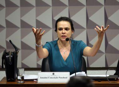 """DE JANAINA PARA BALSONARO: """"GASES NÃO PODEM PARAR UM CHEFE DE ESTADO"""""""