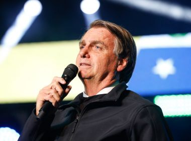 BOLSONARO CHAMA SENADOR RENAN DE 'BANDIDO' e diz 'está de sacanagem'