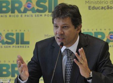 Haddad volta a questionar difusão de fake news pela campanha de Bolsonaro