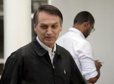 Bolsonaro diz que não concorrer à reeleição depende de reforma política