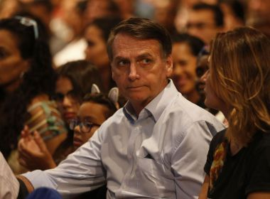 Bolsonaro diz que aprovar idade mínima de servidor este ano é 'grande passo'