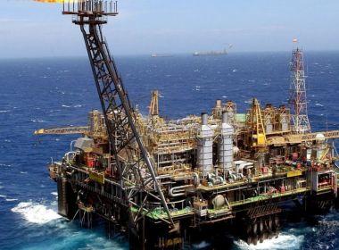 Investimentos crescem 6,6% puxados por importação de plataforma de petróleo