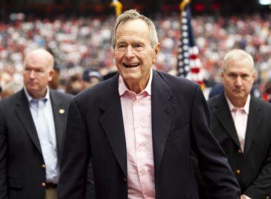 Morre aos 94 anos George Bush, último presidente dos EUA na Guerra Fria