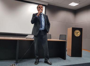 Cirurgia de Bolsonaro é marcada para 28 de janeiro