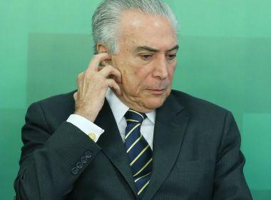 DELATOR DA JBS RELATA PRESSÃO PARA AJUDAR FINANCEIRAMENTE TEMER