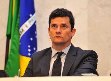 Moro diz que Brasil não será porto-seguro para criminosos e anuncia medidas