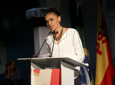 Marina Silva critica decisão de soltar Lula