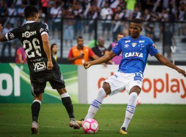 Zagueiro do Cruzeiro é detido com maconha durante madrugada na Pampulha