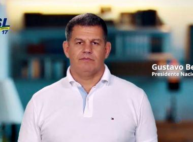 Filho de Bolsonaro diz que Bebianno mentiu sobre conversas com presidente