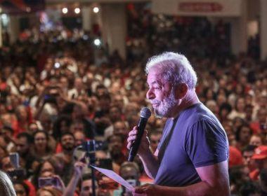 JUÍZA NEGA PEDIDOS DE ENTREVISTA COM LULA DENTGRO DA PRISÃO
