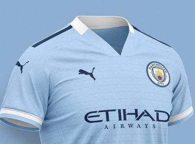Manchester City acerta contrato de R$ 3,2 bi e troca Nike pela Puma