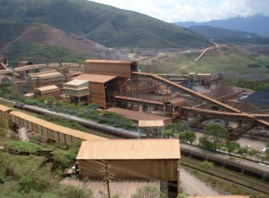 Justiça suspende operações em mais uma mina da Vale em Minas Gerais