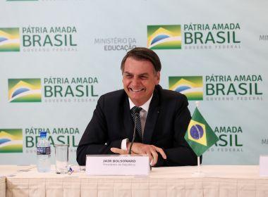 Bolsonaro propõe reduzir verba para cursos de sociologia e filosofia no país