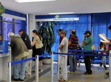 INSS vai acabar com agendamento para pedir benefícios até junho