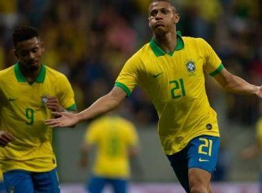 Neymar deixa partida lesionado, e Brasil vence Catar em Brasília
