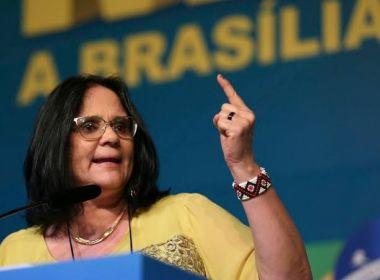 Comissão analisa indenização para Dilma; decisão será de Damares