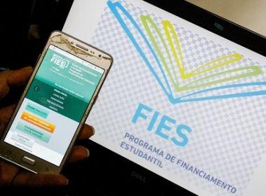MEC prorroga prazo para renegociação de dívida com Fies