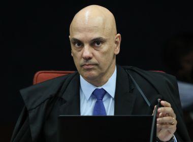 ALEXANDRE DE MORAES SUSPENDE APURAÇÕES DA RECEITA SOBRE MINISTROS E  AUTORIDADES