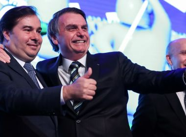 'Bolsonaro é produto de nossos erros', diz Rodrigo Maia
