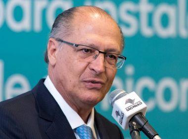 Com cúpula sob investigação, PTB oficializa apoia a Alckmin