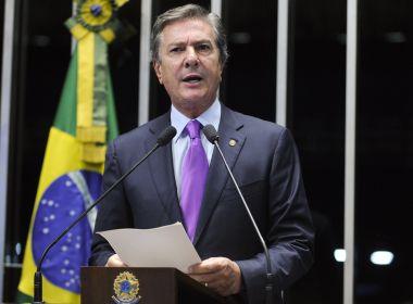 Fernando Collor é alvo de operação da Polícia Federal
